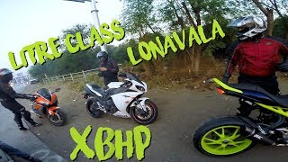 6 LITRE CLASS BIKES RIDE TO LONAVALA   XBHP Ride  Feat. Shariqv, MSK and Rough Rider