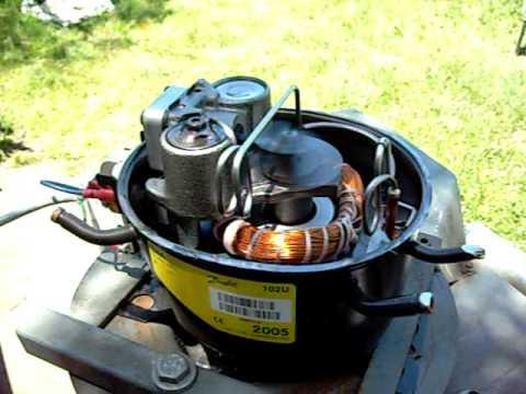 Copeland Scroll Wiring Diagram Refrigeration Fridge Compressors Get Naked Youtube