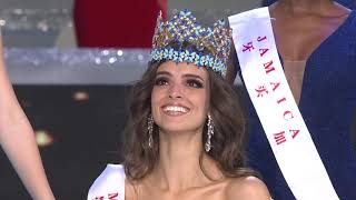 Miss World 2018 | Vanessa Ponce de Leon's Crowning