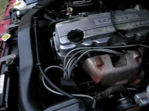 1999 Honda Accord Ignition Wiring 1990 Nissan Truck Issue Wont Start Just Clicks Youtube