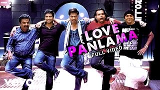 Podaa Podi - Love Panlama | STR | Dharan Kumar