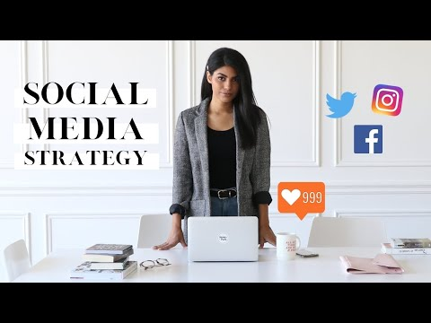 How to Develop a Social Media Strategy Step by Step