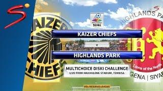 MDC '16 - Kaizer Chiefs vs Highlands Park