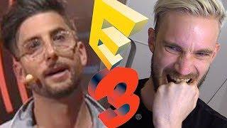 E3 AWKWARD AND CRINGY MOMENTS 2017