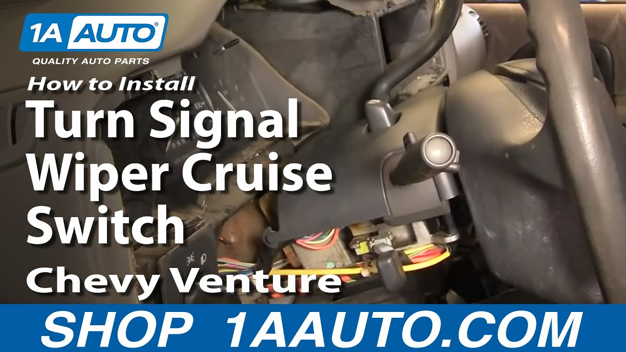 1994 Ford F250 Fuse Box Diagram How To Install Replace Turn Signal Wiper Cruise Switch