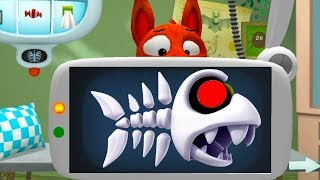 Fun Forest Animal Care Kids Game - Little Fox Cute Animal Pet Care Gameplay