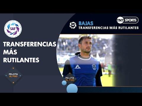 Top 10 bajas en Superliga