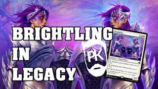 BRIGHTLING IN LEGACY? - Legacy Death and Taxes Gameplay - post DRS Ban