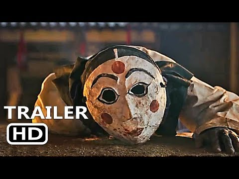 KINGDOM Official Trailer (2019) Netflix Series
