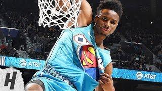 2019 NBA Slam Dunk Contest - Full Highlights | 2019 NBA All-Star Weekend