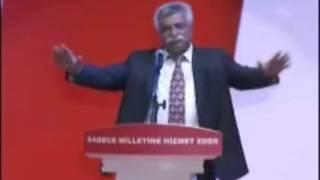 Ozan Arif   Koray Aydın'ın Adaylık Açıklamasında ki Konuşması