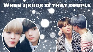 When Jikook is THAT couple + bonus