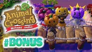 Animal Crossing New Leaf: La Fête des Monstres !