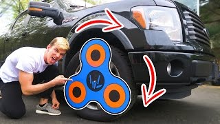 Download 1000MPH FIDGET SPINNER (TRUCK MOD!) Video