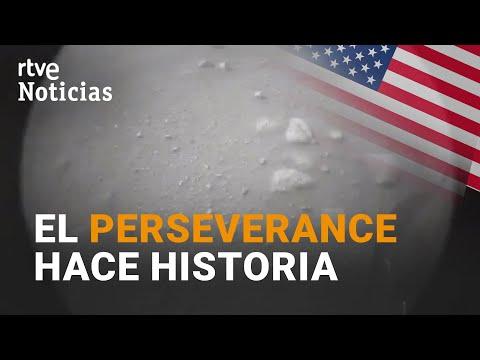 MARTE: todas las CLAVES del aterrizaje del PERSEVERANCE de la NASA (REALIDAD AUMENTADA) | RTVE