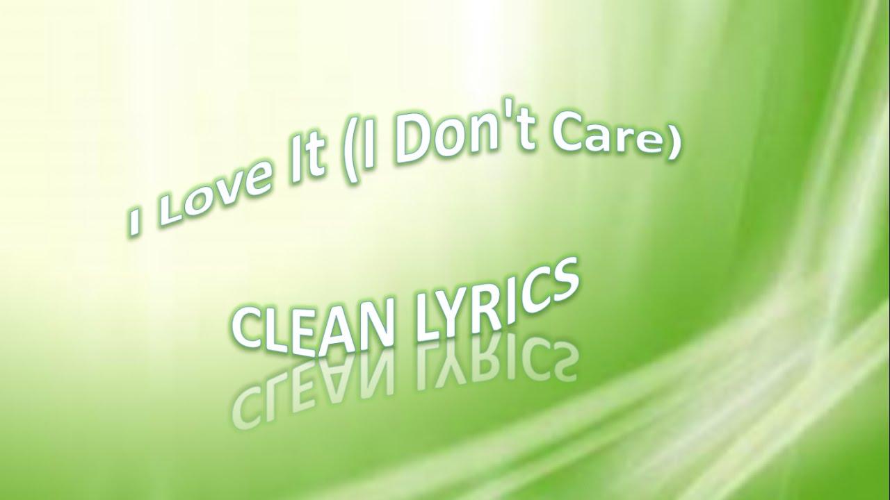 I Icona Care I It Love Pop T Don
