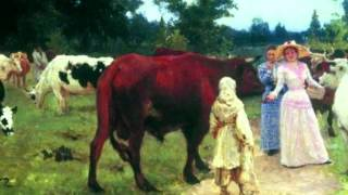 Paintings of the World - Ilya Repin - Part 4
