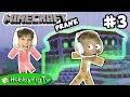 Minecraft Prank 3 Creepy Mansion HobbyPigTV