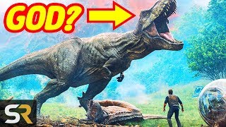 10 Jurassic Park Fan Theories So Crazy They Might Be True