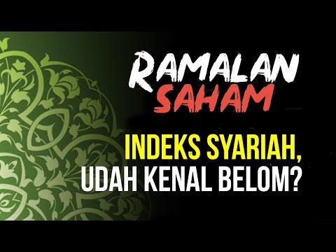 #Ramalansaham - Indeks Syariah, Udah Kenal Belum?