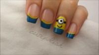 Despicable Me 2: Minion Nails - YouTube