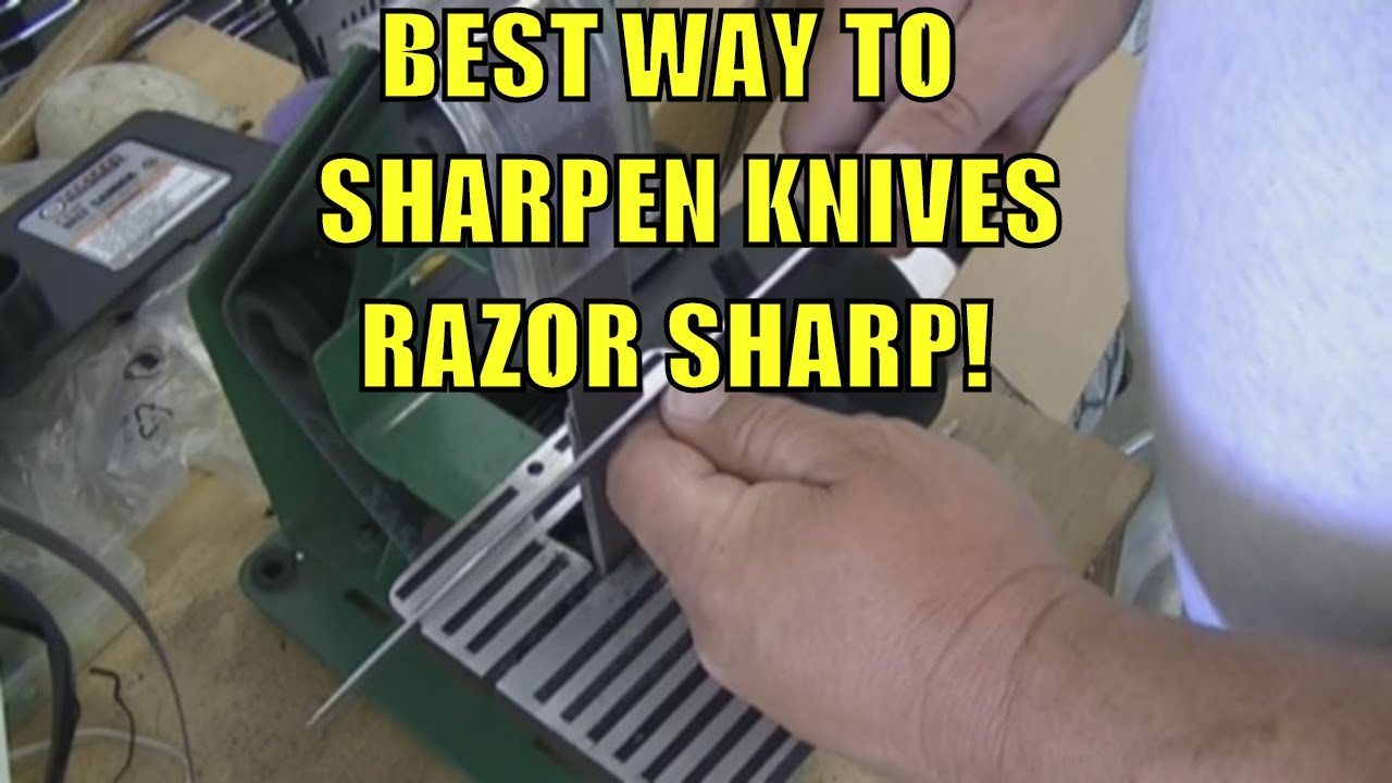 Knife Sharpening Austin