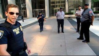 ″Don't Film Me!″ - 1st Amendment Audit Federal Building Detroit