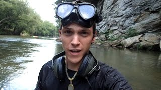 River Treasure! - Iphone 6, Camera, Rings, Knives and More!