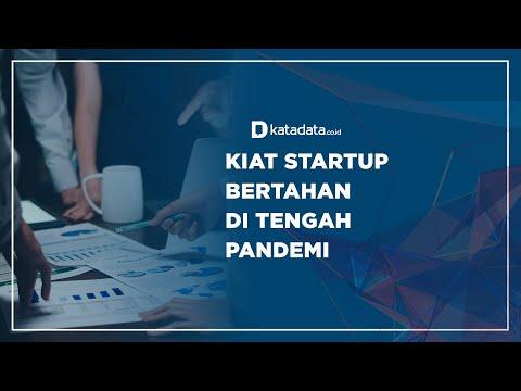 Kiat Startup Bertahan di Tengah Pandemi I | Katadata Indonesia