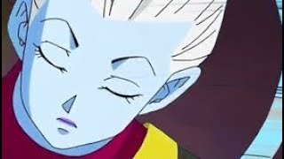 Angelic Ascension of Whis After Broly Attacks Him Out of Nowhere (Outburst of ANGER)