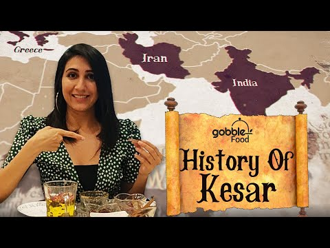 Gobble | History of Kesar | World's Most Expensive Spice | केसर इतना महंगा क्यों है? | Ft. Kriti Vij
