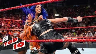 Top 10 Raw moments: WWE Top 10, Aug. 12, 2019