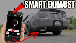 Best Exhaust for COPS - NEW SMART EXHAUST controlled by Phone