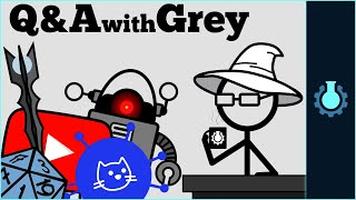 Watch Q&A With Grey: Meme Edition Video