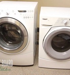 how to remove the mcu from a whirlpool duet wfw kenmore amana  [ 1280 x 720 Pixel ]