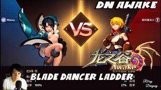 Dragon Nest Awake (Mobile) - Blade Dancer PvP Ladder