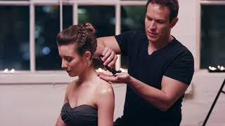 How To Apply Oil The Right Way - Couples Massage Tutorial
