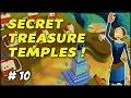 MORE SECRET TREASURE TEMPLES - Godus - Episode 10