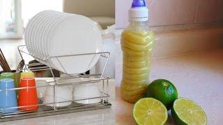 Como hacer Jabón liquido para Lavar Platos (Ecológico)