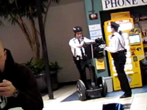 Northgate Mall Security Guard FAIL  YouTube