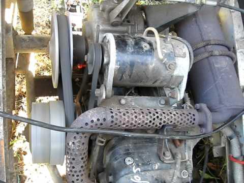 Yamaha G2 Golf Cart Wiring Diagram Club Car Engine Youtube