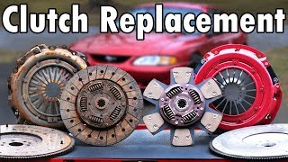 How to Replace a Clutch in your Car or Truck (Full DIY Guide)