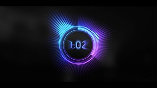 Download Audio React Tunnel Music Visualizer (After Effects