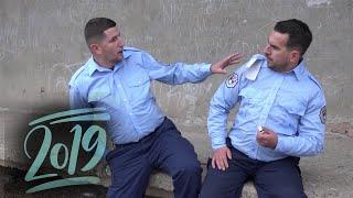 Baskia - Policet e ri // Humor (Gezuar 2019)
