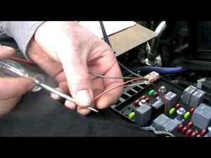 Chevy Trailblazer headlights don't work  YouTube