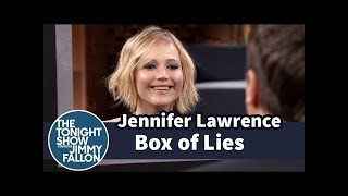 Box of Lies with Jennifer Lawrence