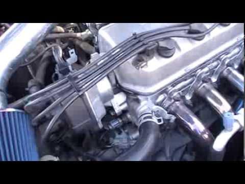 2003 Honda Accord Knock Sensor Wiring Diagram Replacing Engine Coolant Temperature Sensor On 1999 Honda