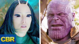 The Only MCU Characters That COULD Beat Thanos