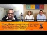 @AngelaZutavern & @JoshDSullivan @BoozAllen discussed Mathematical Corporation #FutureOfData