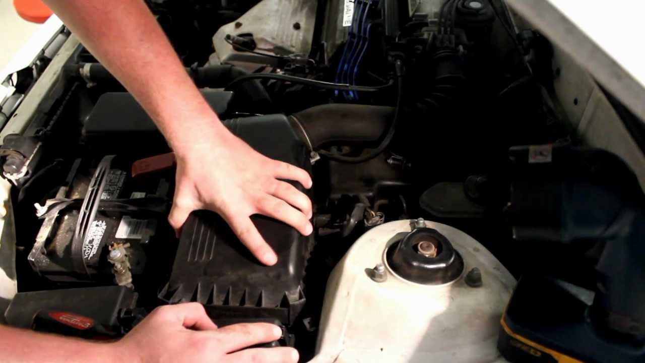 2007 toyota camry fuel filter replacement
